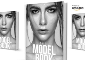 El libro modelo: ¡conviértase en modelo!