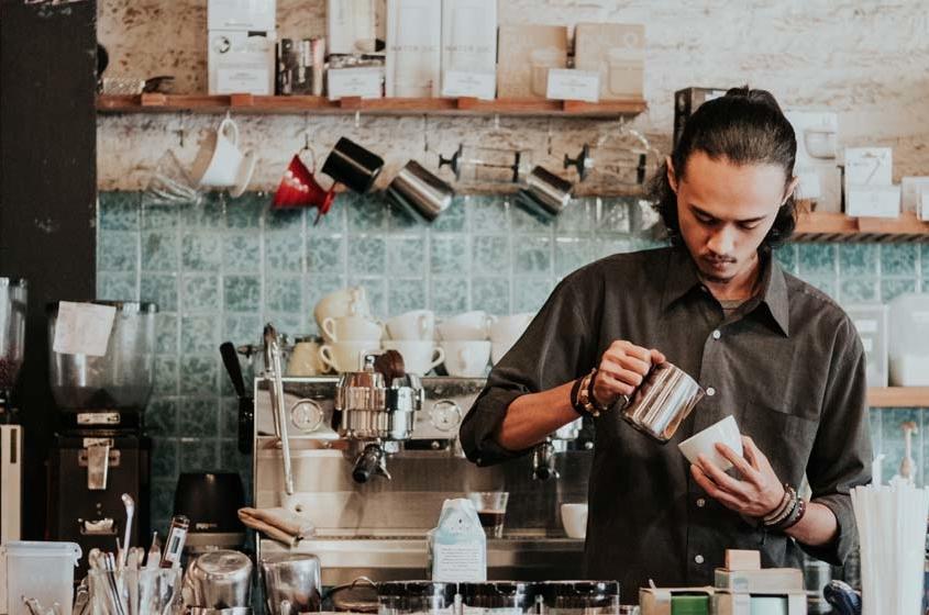 Cafés en Berlín: Mitte a Friedrichshain y Kreuzberg